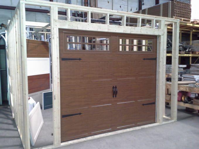 Carriage Style Overhead Doors