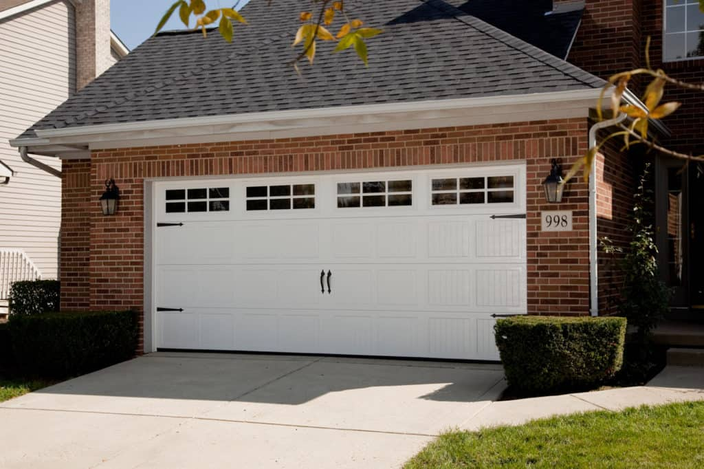 Non Insulated Amp Semi Insulated Garage Door Products