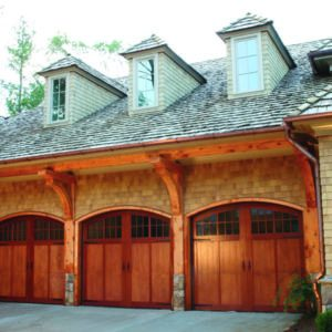 Carriage House Doors