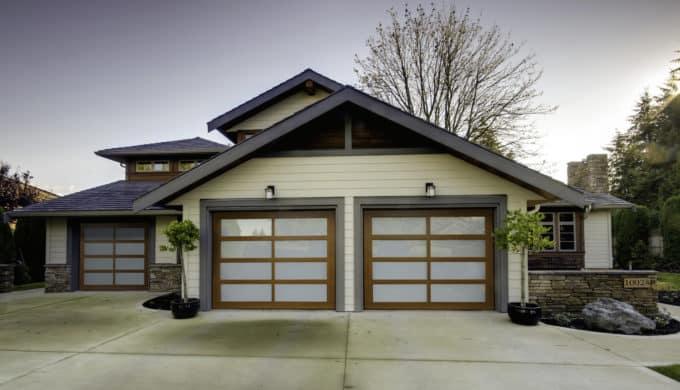 Shop Contemporary Garage Doors Modern Style Overhead Doors